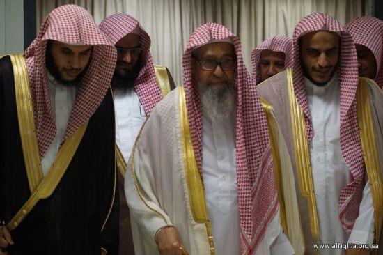 نظمت الجمعية لقاء بعنوان (سيرتي الذاتية ... تجارب وذكريات) لمعالي الشيخ الفوزان